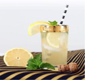 Lemon Summer Cocktail