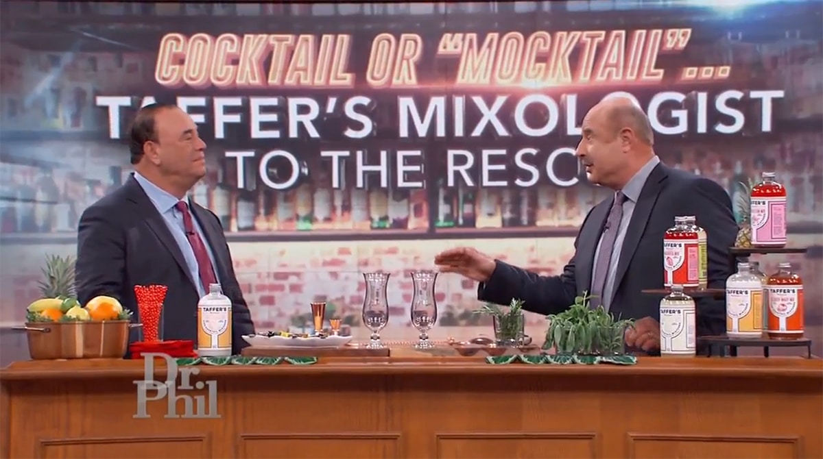 Cocktail Or Quot Mocktail Quot Taffer S Mixologist To The Rescue