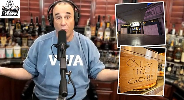 KFC Radio Jon Taffer Returns