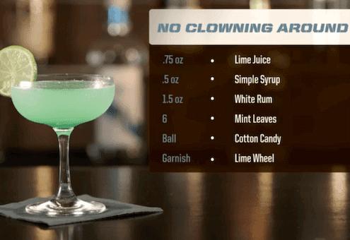 No Clowning Around Drink Recipe