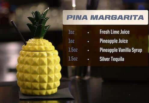 Pina Margarita Drink Recipe