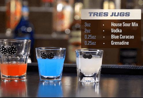 Tres Jugs Drink Recipe