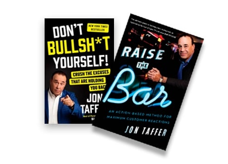 Jon Taffer Books