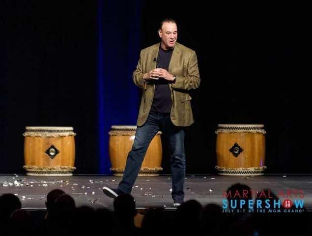 Martial Arts Super Show Keynote - Vegas
