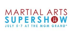 Martial Arts Supershow Logo