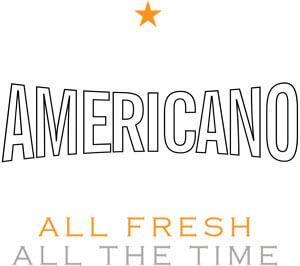 Café Americano at Caesars Palace