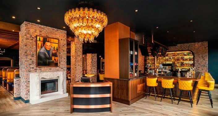 Jon Taffer opening Taffer's Tavern in DC