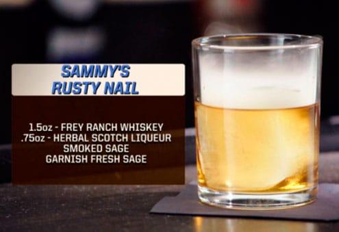 Sammys Rusty Nail Recipe