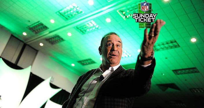 Jon Taffer Details How He Created The NFL's Multi-Billion Dollar 'Sunday Ticket' Service In The 90s